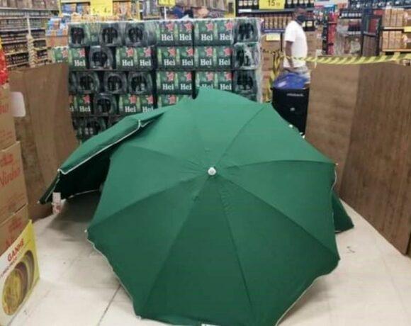 Βραζιλία : Ψώνιζαν ενώ το πτώμα υπαλλήλου του σούπερ μάρκετ κείτονταν στο πάτωμα