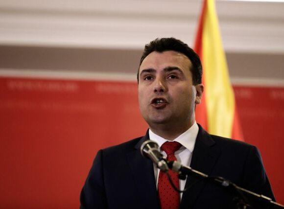 Βόρεια Μακεδονία: Εντολή σχηματισμού κυβέρνηση έλαβε ο Ζάεφ