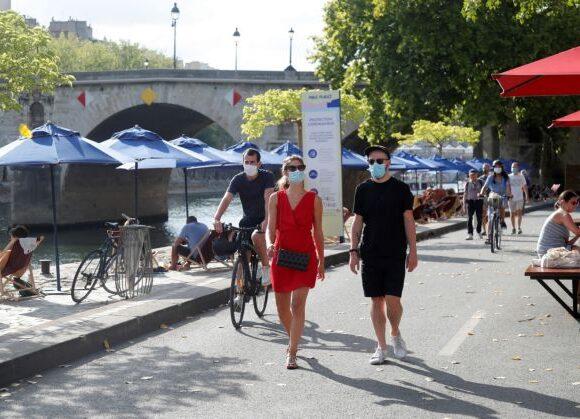 Γαλλία: Αναβλήθηκε η παρουσίαση του σχεδίου οικονομικής ανάκαμψης από την κρίση του κοροναϊού