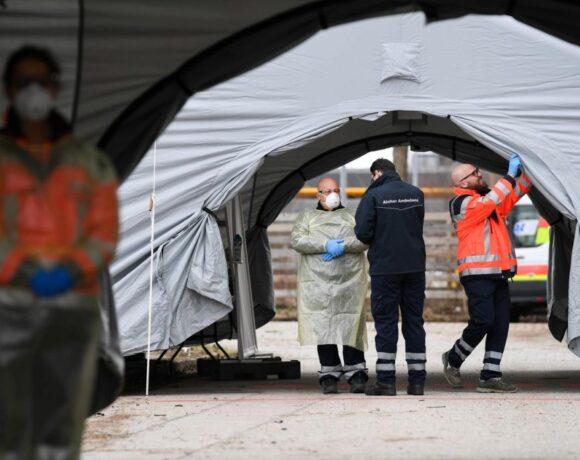 Γερμανία : Αλλοι 12 θάνατοι σε 24 ώρες – Για τρίτη μέρα πάνω από 1
