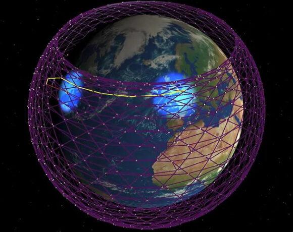 Διέρρευσαν τα πρώτα speed test του δικτύου Starlink