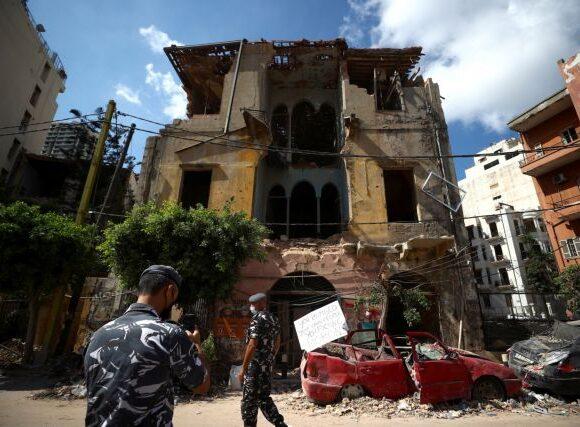 Ελπιδοφόρος για Βηρυτό : Πενθούμε με όσους πενθούν και είμαστε συνοδοιπόροι όλων όσοι υποφέρουν