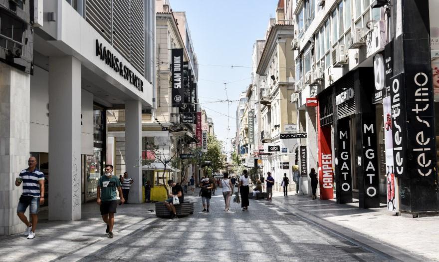 Εμπορικός Συλλόγος Αθηνών: Γενναία ρύθμιση για τα χρέη που δημιουργήθηκαν μέσα στην πανδημία