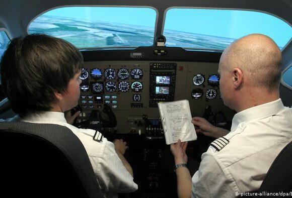 Επάγγελμα πιλότος : στα αζήτητα λόγω κοροναϊού