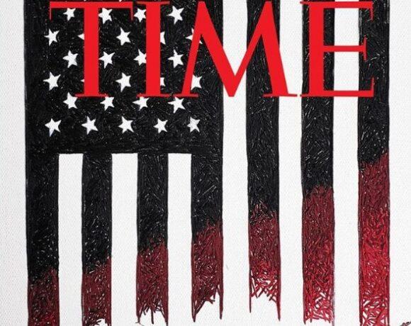 «Η Νέα Αμερικανική Επανάσταση» του Φάρελ Γουίλιαμς στο εξώφυλλο του TIME