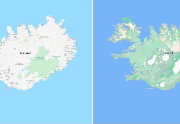 Η Google αλλάζει τους χάρτες της