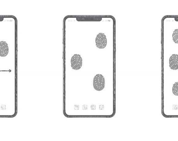 Η Huawei κατέθεσε πατέντα για αισθητήρα δαχτυλικών αποτυπωμάτων σε ολόκληρη την οθόνη