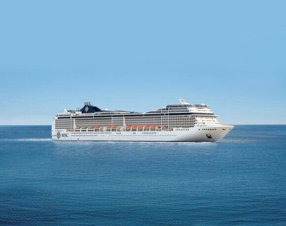 Η MSC Cruises ξεκίνησε επταήμερες κρουαζιέρες στη Μεσόγειο