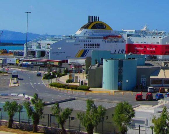 Ηράκλειο: Συναγερμός στο λιμάνι από έκρηξη σε πλοίο – Τραυματίες