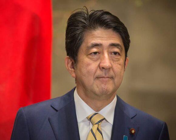 Ιαπωνία: Παραιτήθηκε ο Σίνζο Άμπε για λόγους υγείας