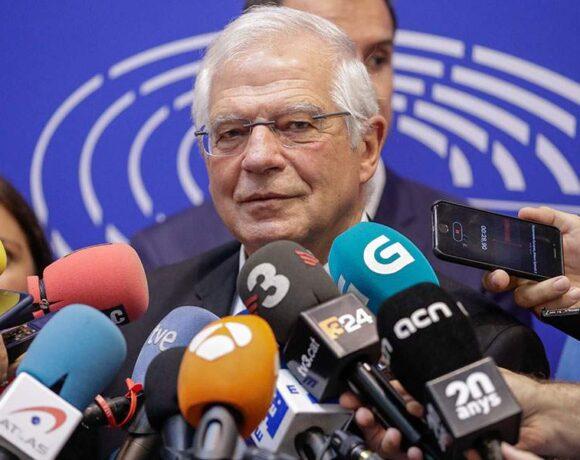Κάλεσμα Μπορέλ στην Τουρκία να σταματήσει τις δραστηριότητες στην Κυπριακή ΑΟΖ