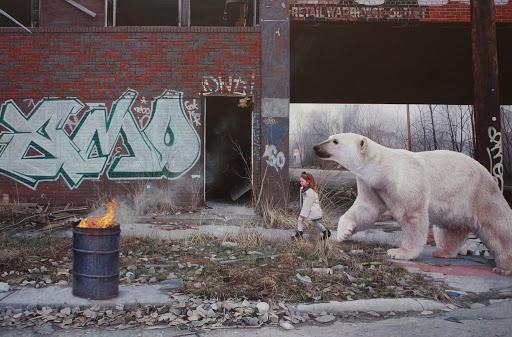Κέβιν Πίτερσον : Η τέχνη μπορεί να φτιάξει τον κόσμο
