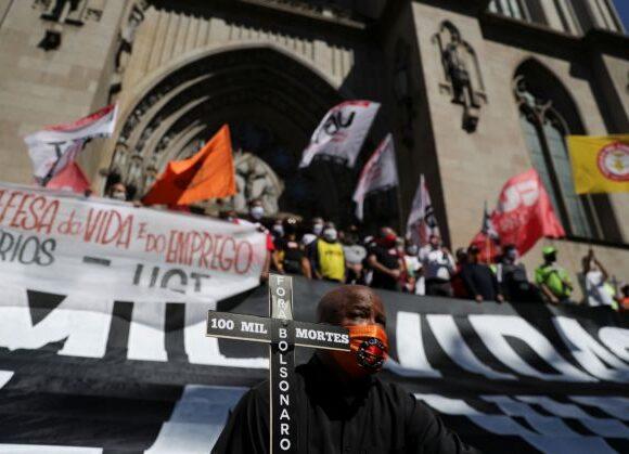 Κοροναϊός – Βραζιλία : Παρά τους 100