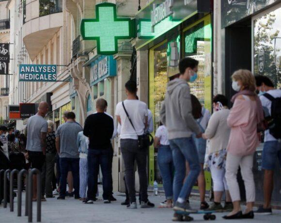 Κοροναϊός – Γαλλία : Τέλη 2020 ή αρχές 2021 αναμένεται το εμβόλιο – Υποχρεωτική η χρήση μάσκας σε όλο το Παρίσι