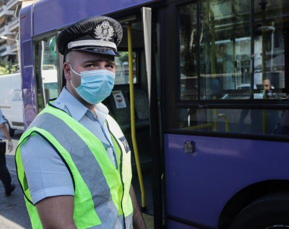 Κορωνοϊός: Έλεγχοι χθες σε όλη την Ελλάδα, 419 οι παραβάσεις