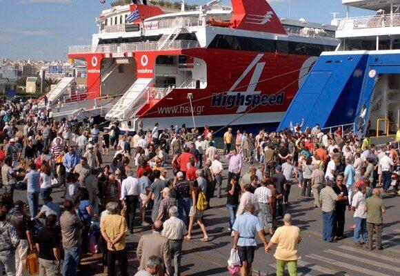 Κορωνοϊός: Δειγματοληπτικοί έλεγχοι σε ταξιδιώτες που επιστρέφουν σε Πειραιά και Ραφήνα