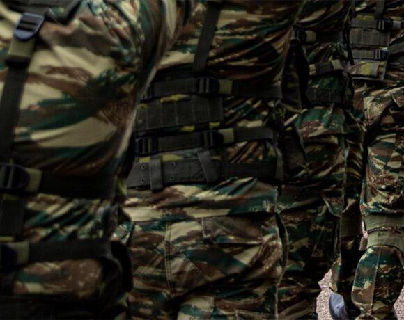 Κρούσματα στο στρατόπεδο Αεροπορίας Στρατού στο Στεφανοβίκειο