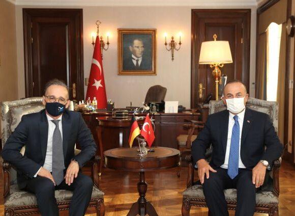 Μάας: Θέλουμε να γίνει απευθείας διάλογος Τουρκίας – Ελλάδας