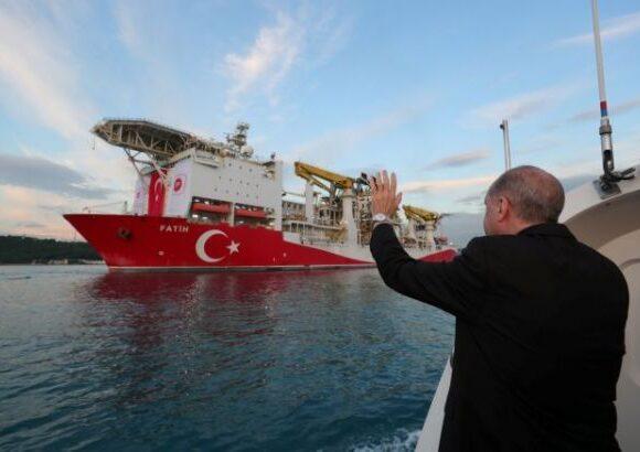 Μείωση στις εισαγωγές αερίου «βλέπει» η Άγκυρα μετά την ανακάλυψη στη Μαύρη Θάλασσα