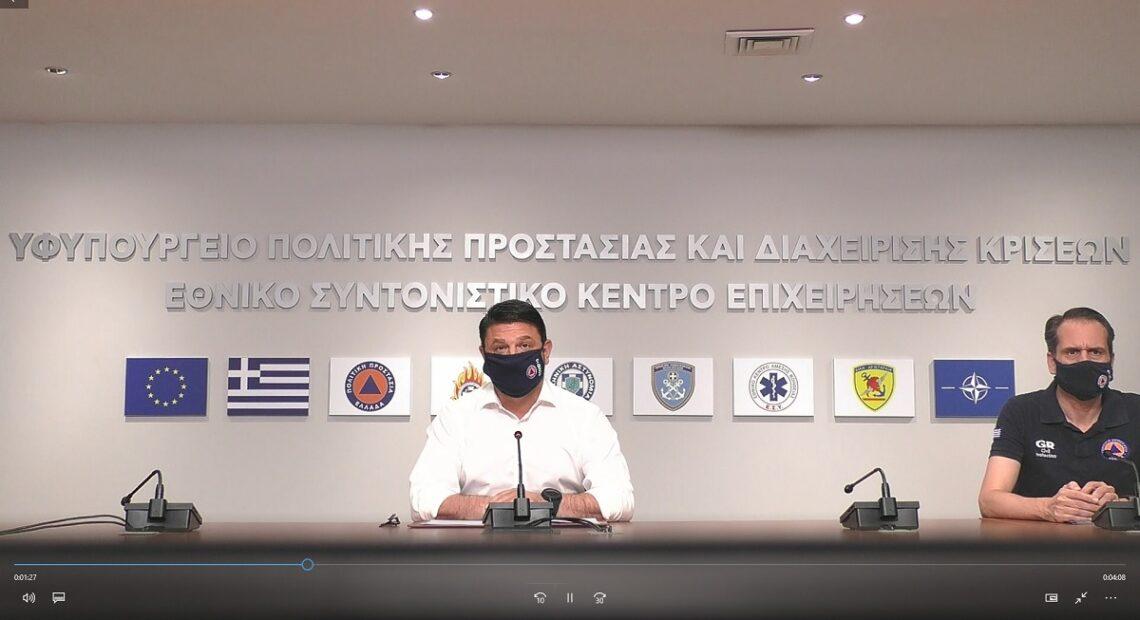 Νίκος Χαρδαλιάς: Nέα έκτακτα μέτρα για τον Κορωνοϊό|Τι αλλάζει