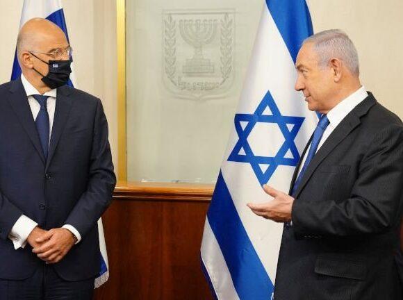 Νετανιάχου: Κοινά γεωστρατηγικά συμφέροντα Ελλάδας-Ισραήλ στην Ανατολική Μεσόγειο