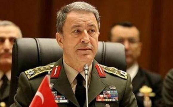 Ο Ακάρ λέει ότι η Τουρκία θέλει διάλογο