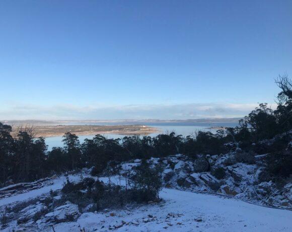 Ο καιρός τρελάθηκε: Χιόνισε στην Τασμανία
