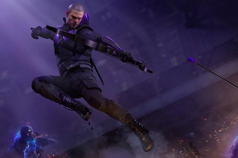 Ο Hawkeye θα είναι ο πρώτος DLC χαρακτήρας του Marvel's Avengers