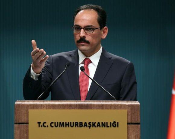 Οργή Άγκυρας για Μπάιντεν: «Οι μέρες που διατάζατε την Τουρκία τελείωσαν»