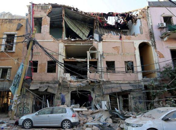 Πεδίο πολέμου η Βυρητός: Διαλύθηκαν 300.000 κτίσματα, 250