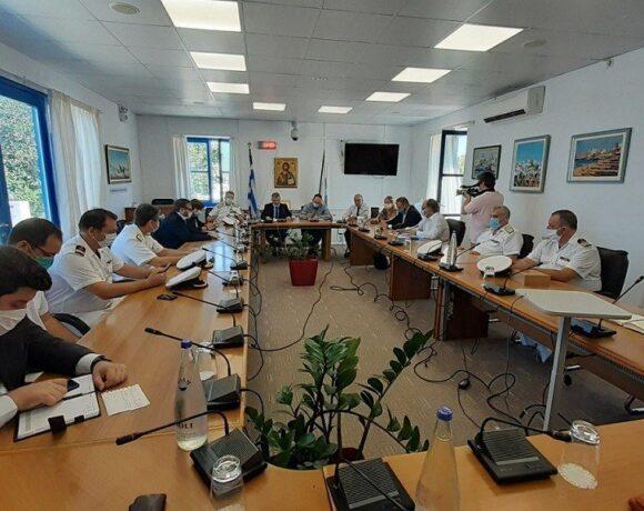 Πλακιωτάκης από Πάρο: Δρομολογούμε την ανέλκυση του «Εξπρές Σάμινα»