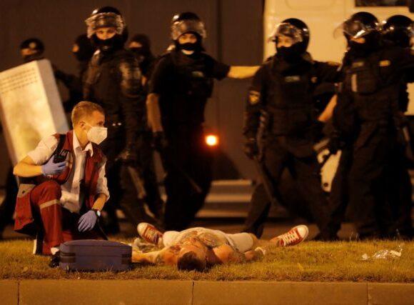 Πολιτικός «αναβρασμός» μετά τις εκλογές στη Λευκορωσία – Συγκρούσεις και δεκάδες συλλήψεις
