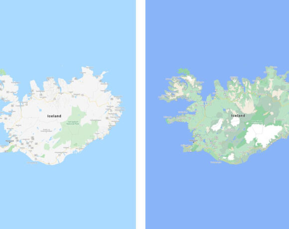 Σημαντικές βελτιώσεις στην απεικόνιση λεπτομερειών στους Google Maps
