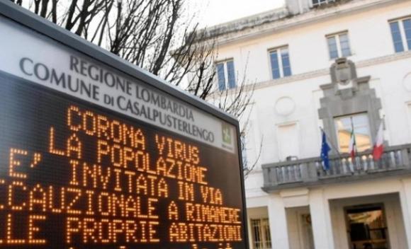 Στα 1.365 τα νέα κρούσματα κορωνοϊού στην Ιταλία – Σχεδόν 4