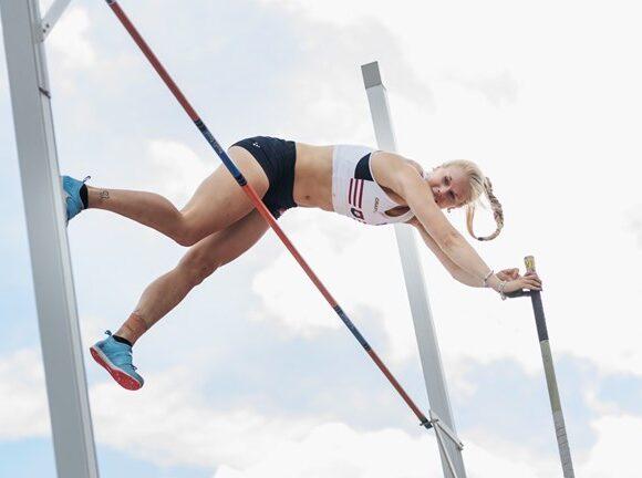 Στα ύψη με νέο ρεκόρ Σουηδίας η Μέιγερ!