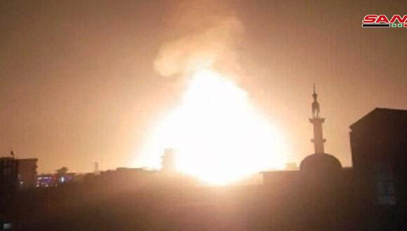 Συρία : Έκρηξη σε αγωγό αερίου -Blackout σε ολόκληρη τη χώρα