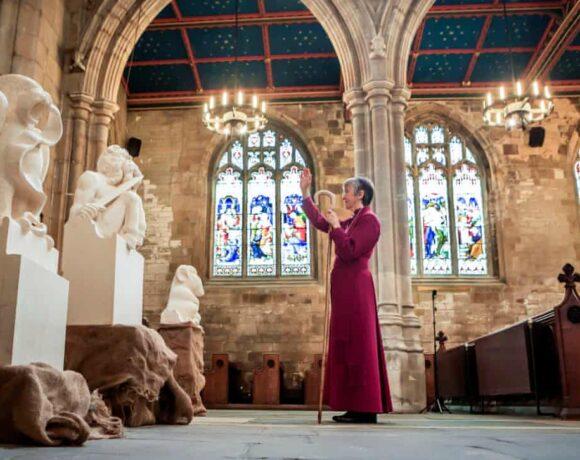 «Τα Χρονικά της Νάρνια» σε ναό του 12ου αιώνα στην Αγγλία