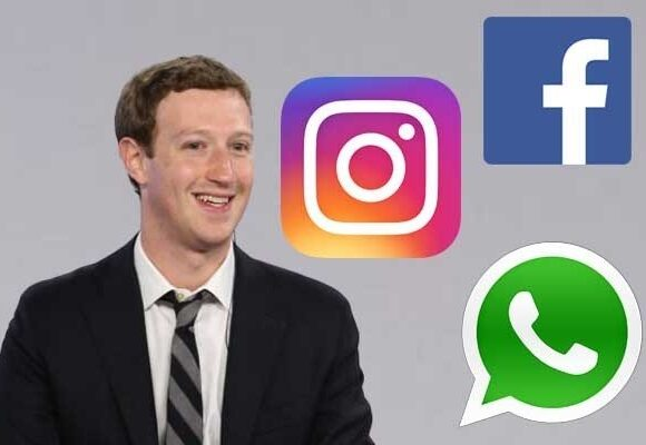 Τα social media του Μαρκ Ζάκερμπεργκ έχουν συνολικά σχεδόν 7 δισ