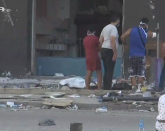 Το MEGA στη Βηρυτό: Άνιση η μάχη με το χρόνο – Εξανεμίζονται οι ελπίδες για επιζώντες