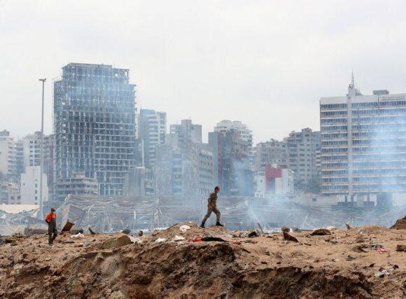 Το MEGA στη Βηρυτό : Το απόλυτο χάος στο «σημείο μηδέν»