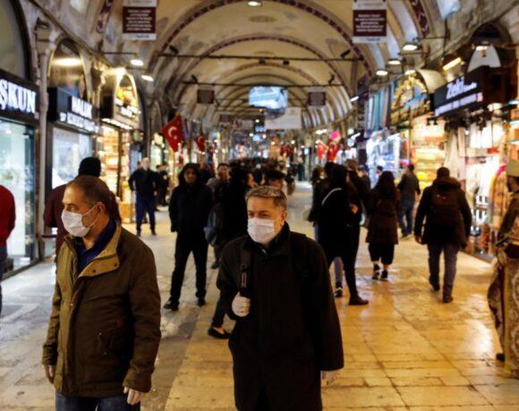 Τουρκία : Ρεκόρ κρουσμάτων κοροναϊού και εξαγωγή… τους στα κατεχόμενα