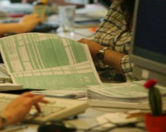 Φορολογικές δηλώσεις: Έρχονται πρόστιμα μετά την εκπνοή της παράτασης για την υποβολή