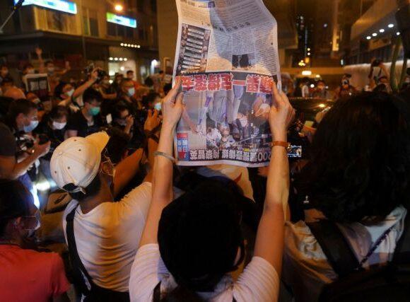Χονγκ Κονγκ : Αφέθηκε ελεύθερος ο μεγιστάνας του Τύπου Τζίμι Λάι
