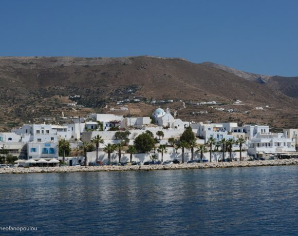 Covid-19 Restrictions Imposed on Paros and Antiparos Islands