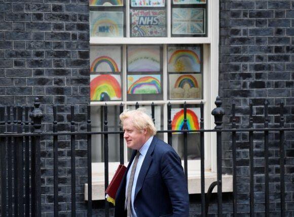 Daily Mail : Παραιτείται ο Τζόνσον καθώς προσπαθεί να αναρρώσει από τον κοροναϊό