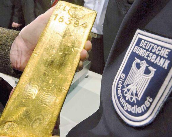 FAZ: Οι Γερμανοί αγόρασαν 83,5 τόνους χρυσού στο πρώτο εξάμηνο του έτους