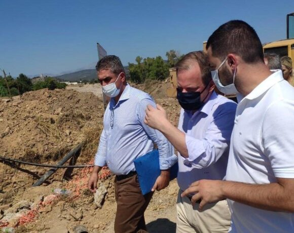 Greece Responds to Evia Flood Disaster with Nine Relief Measures