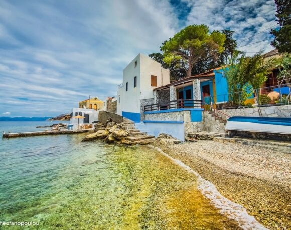 Greek Civil Protection Staff Gifted Free Vacations for Efforts Against Covid-19