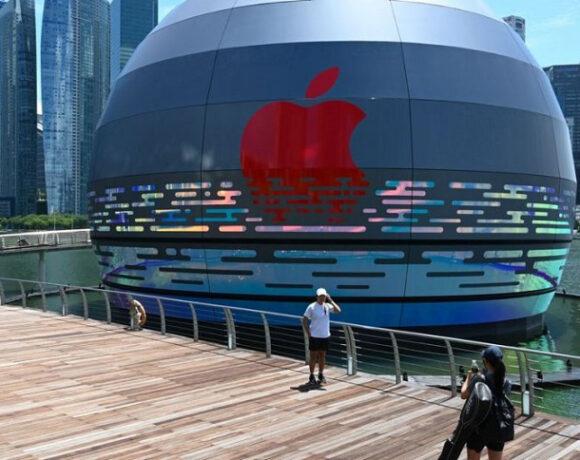 H Apple θα ανοίξει το πρώτο της πλωτό κατάστημα