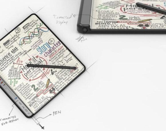 Huawei Mate X2: Πατέντα επιβεβαιώνει το σχεδιασμό, θα έρθει με εσωματωμένο pen;